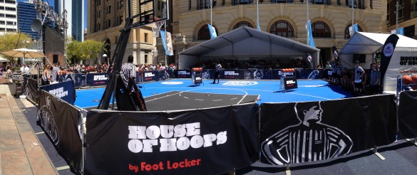 MSF @ Foot Locker Perth, W.A.