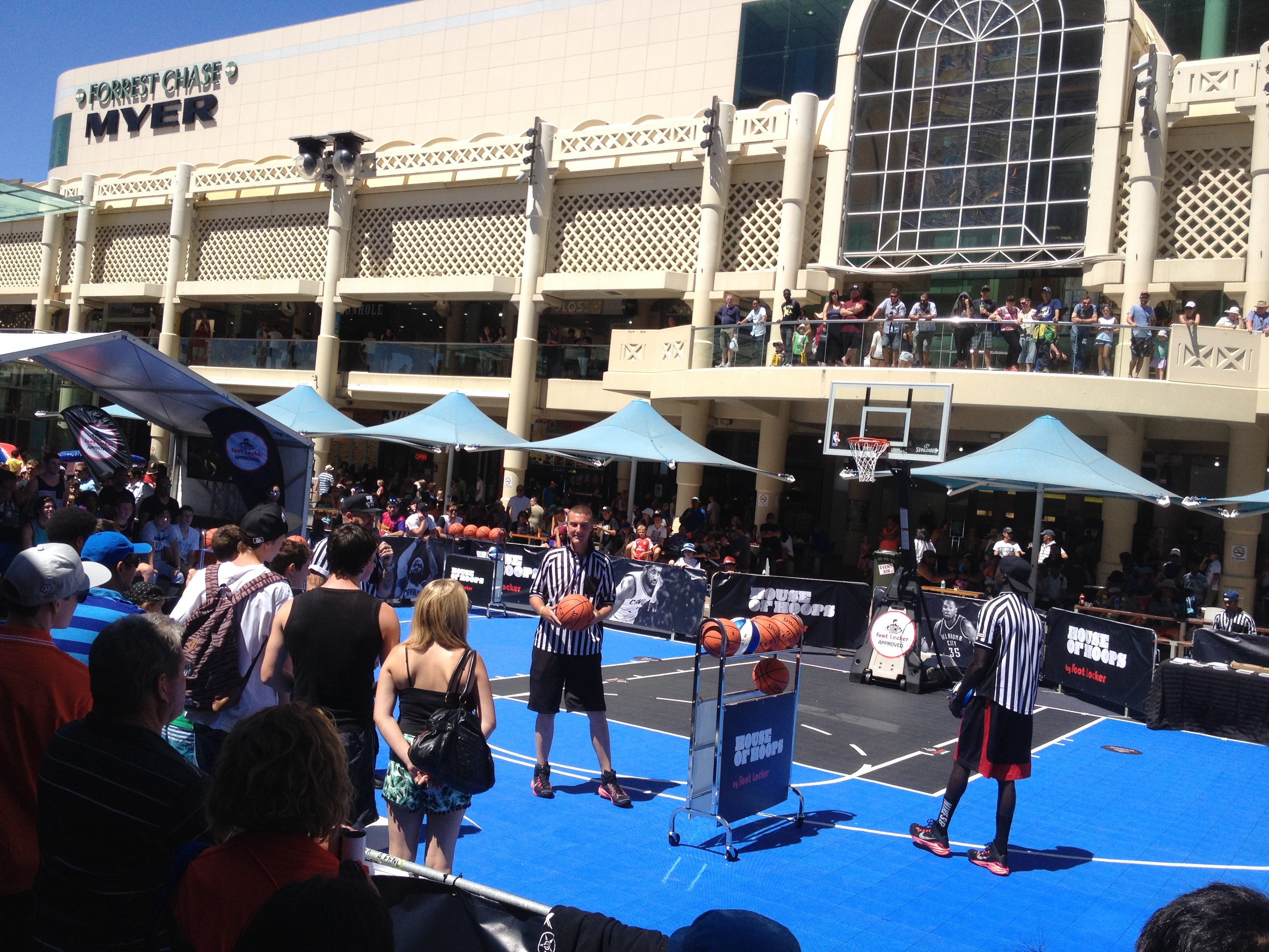 Foot Locker Perth Event Does It Big